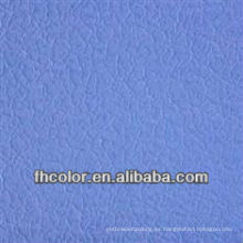 Recubrimiento de pintura en polvo con arrugas metálicas