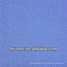 Revestimento metálico da pintura do enrugamento do pó