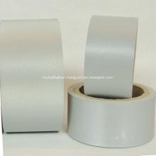 Washing Enhanced Silver Reflective Fabric for Garment