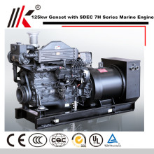 Yangke power leading diesel generator parts for sale 125kw SC7H195CA2 chinese marine diesel engine