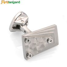 Good Quality for Red Cufflinks Metal Cufflink For Women With Discrepant Design export to France Exporter