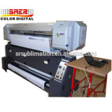 Sublimation Printer Mutoh VJ1604 Flag System With Textile Heater
