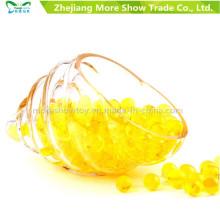 Balles balle eau pistolet jouets perles de sol cristal jaune