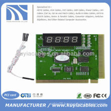 Motherboard Display 4-Digit PC ISA PCI Diagnostic Card Analyzer Tester