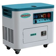 5kw New Model Air-Cooled Silent Generator