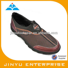 leather fashion casual shoe 2014
