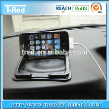 PU Material Anti Slip Mat Phone Holder, Mobile Phone Holder for Car