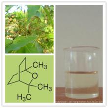 Eukalyptusöl, das als antibakterieller Mittel wirkt