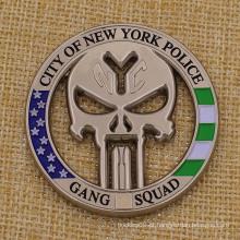Moeda de patrulha fronteiriça de 2015 Cheape Metal Us