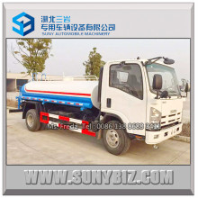 Isuzu 4X2 700p Water Tank Truck
