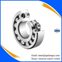 Rodamiento de bolas autoalineado de alta precisión de acero cromado Gcr15 Rodamiento de bolas (2200)
