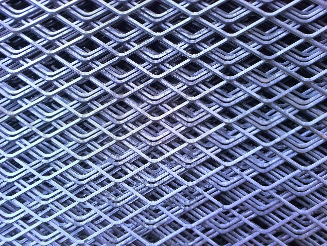 Expanded Metal Panels : China expanded metal mesh material manufacturers