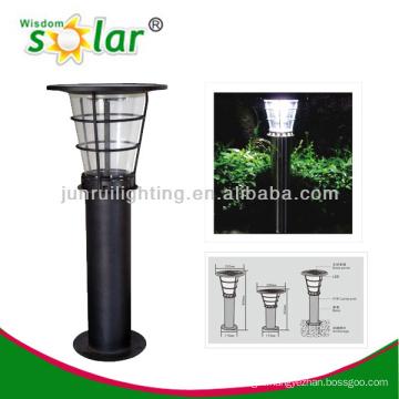 solar-led rechargeable bollard light,solar bollard light,led bollard light(JR-2602)