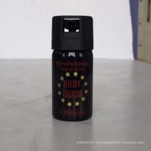 40 ml de spray de pimienta para autodefensa