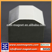 ISO Certificate HR Brand Block shape nickle coating Ndfeb magnets/custom high performance strong magnet