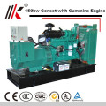 CLASSIC BIG POWER CHINA FACTORY ELECTRIC MACHINE 150KW DIESEL GENERATOR PRICE