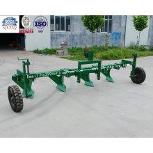 Emparejado para 80HP 4 ruedas Tractor Ridging Plow con precio bajo