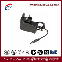24W DC Adapter with UK Standard