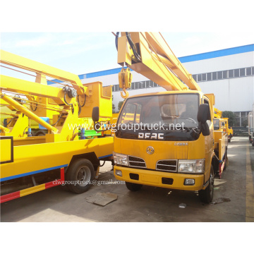 Dongfeng 12m-14m bucket truck
