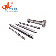 High Quality Competitive Price Bimetallic Extruder Screw and Barrel Wholesale from China