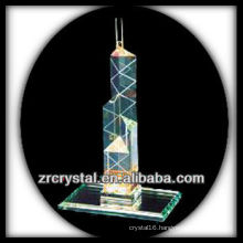 Wonderful Crystal Building Model H050