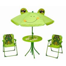 Vivinature silla y mesa de jardín para niños al aire libre