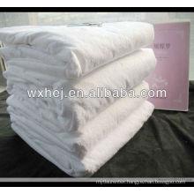 polyester nylon ultra fresh coral fleece waterproof mattress protector