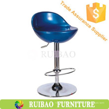 RBS-6294 Hemispheroid Bombo ABS Plastic Bar Stool Wholesale