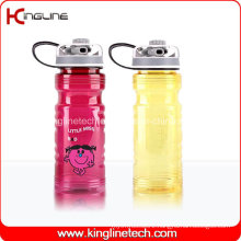 600ml BPA Free plastic sports drink bottle (KL-B2006)