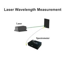 Espectrômetro de fibra óptica de alta resolução