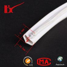 Вытянуть гибкие формы T Стеновые панели ПВХ резиновое уплотнение