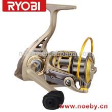 RYOBI Golden Metal TRESOR 4000 Construction de rouleaux de pêche