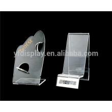 Display de telefone acrílico / telefone móvel display monocromático