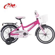 Neues modell kinder fahrrad 18 zoll mädchen bike / billige 18 zoll bmx fahrräder für verkauf / Chinesische preis kind 7 bis 12 jahre alter kinder bikes