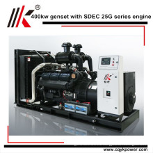 HONDA EB12D 12KW SILENT DIESEL GENERATOR WITH GENERATOR PARTS ALTERNATOR AND GA NATURAL GAS