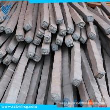 Barra quadrada de aço inoxidável 306
