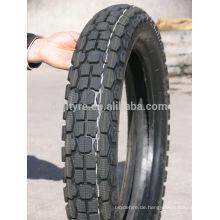 China Motorrad Reifen und Schlauch Preis hochwertige 130/90-15TT