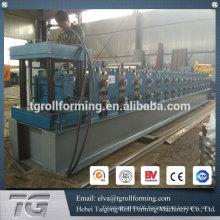 Latest technology steel door frame roll forming machine door frame machine