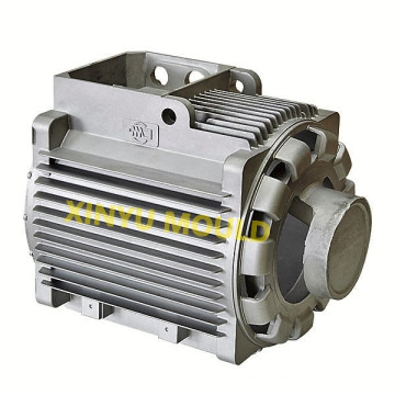 Electrical motor housing casting