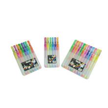 2014 Highlighter Gel Ink Pen für Schule und Büro verwenden