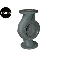 Aluminum Precision Gravity Casting for Pump Part with Permanent Mold