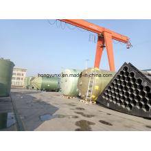 Wasser oder Chemcal Lagerung FRP Tank