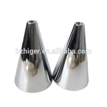 Matériel de qualité Pièces d'éclairage Pièces de dissipateur de chaleur en aluminium LED