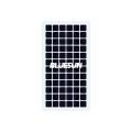 Bluesun Solarpanel aus transparentem Glas für Dach 320w 325w 330w Doppelglas individuelles Solarpanel