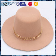 Fábrica de suministro de todo tipo de invierno mujeres sombrero precio al por mayor