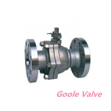 Side Entry 2PCS Flanged Floating Ball Valve (GQ41F)