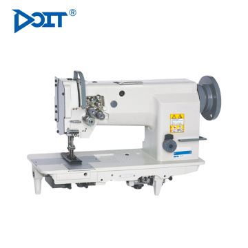 DT4400 computerized direct drive single/double needle industrial lockstitch flat lock sewing machine price