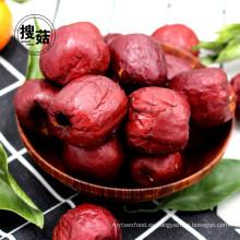 Azufaifa secada roja china, fruta fresca de la azufaifa