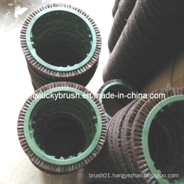 Grey Colour Bristle Round Brush for F2 Stenter Machine (YY-410)