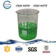 Traitement des eaux usées de l'industrie du cuir Inhibition escherichia coli